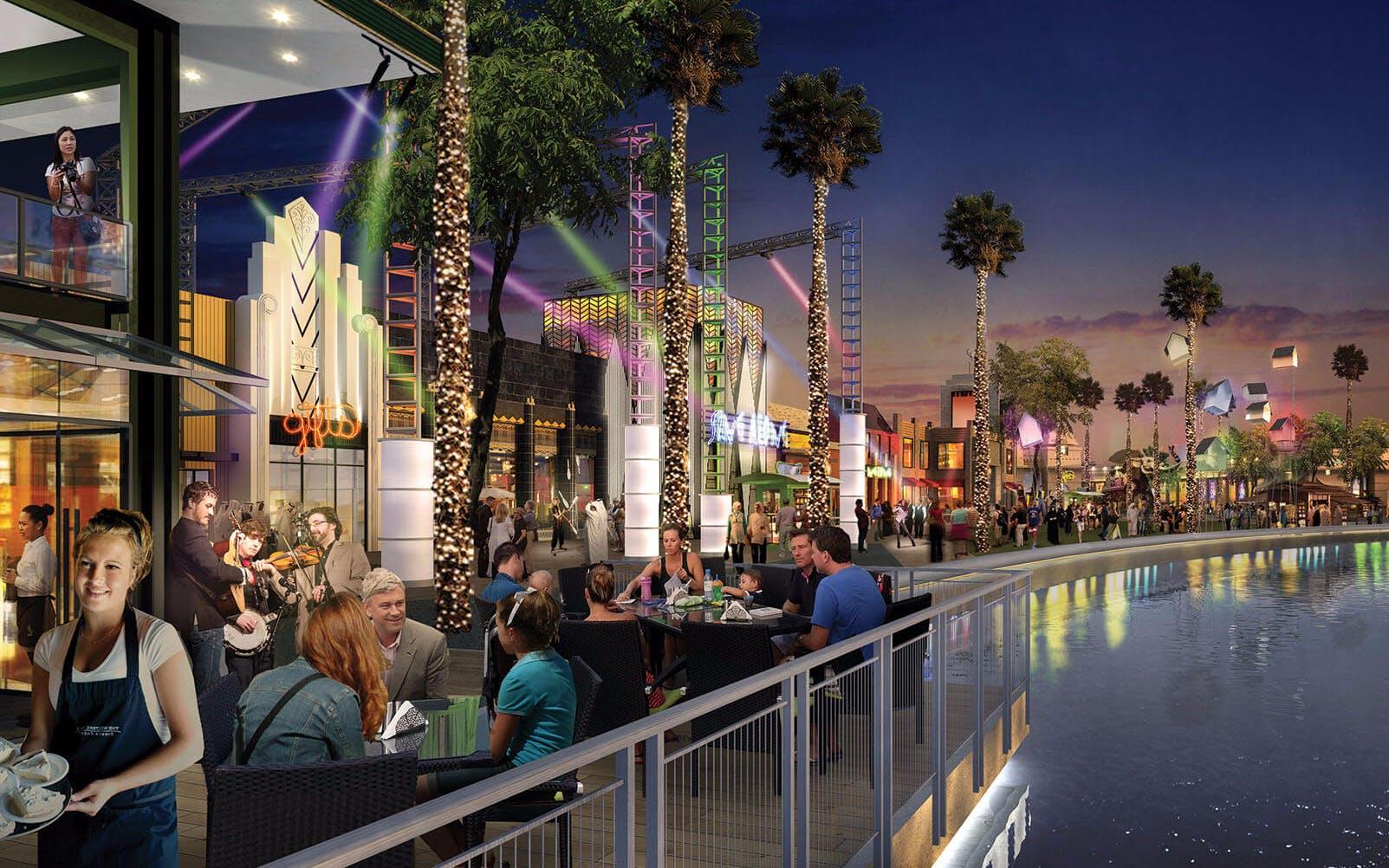Best Theme Parks in Dubai - Dubai Parks n Resorts - 1