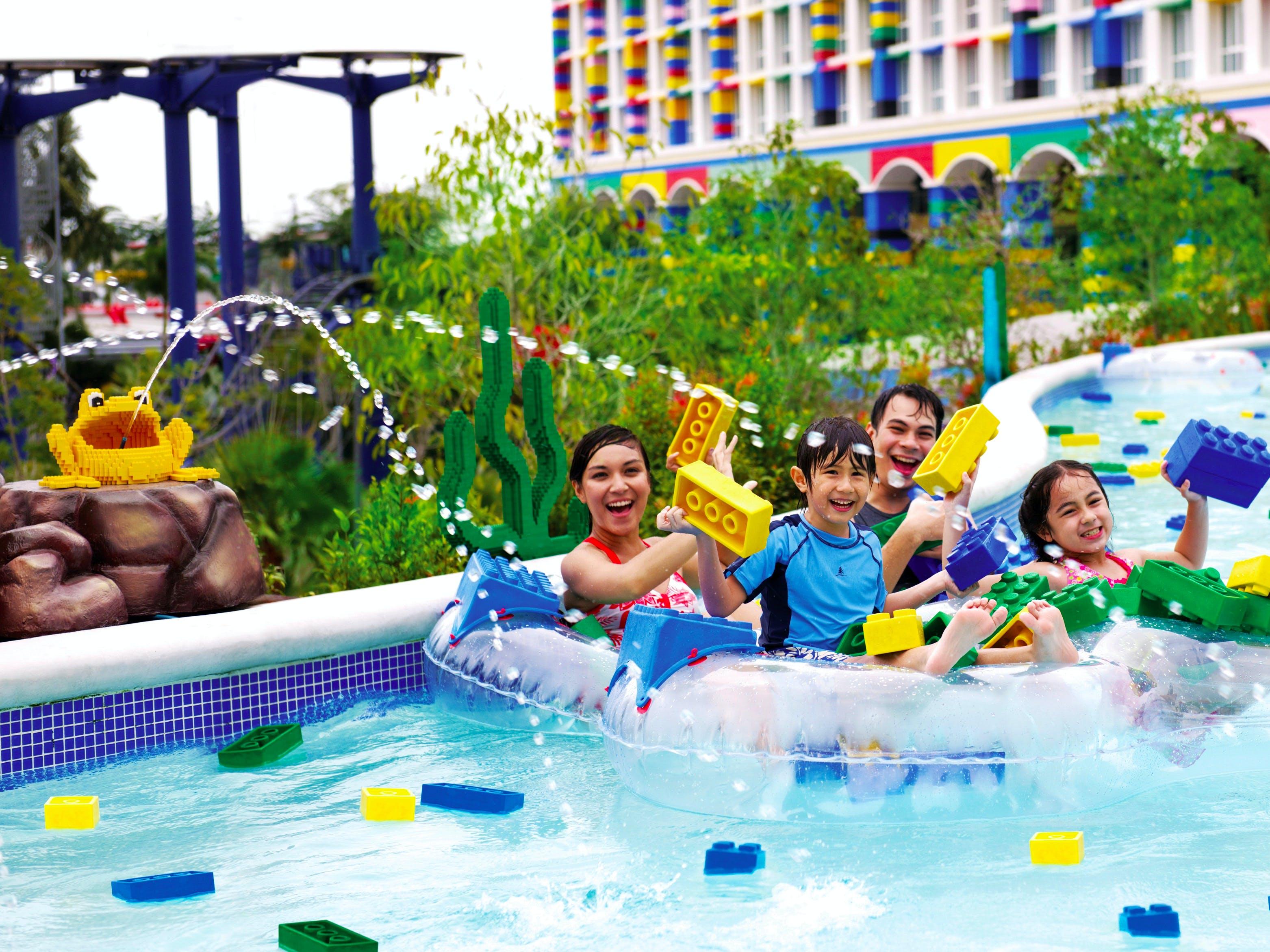 best-water-parks-in-dubai-legoland-water-park