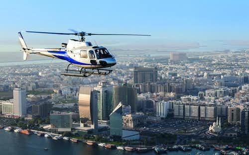 Dubai Helicopter Tour - 22 mins