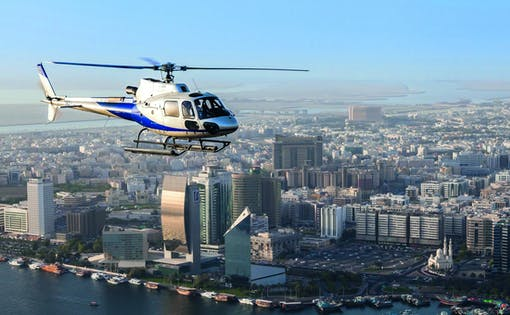Odyssey Helicopter Tour - 40 Minutes
