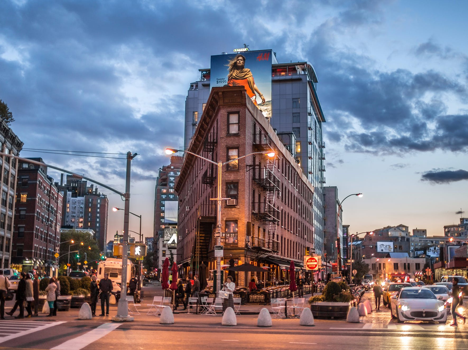 Meatpacking and the High Line, Industrial Heritage at a Crossroads: Walking Tour