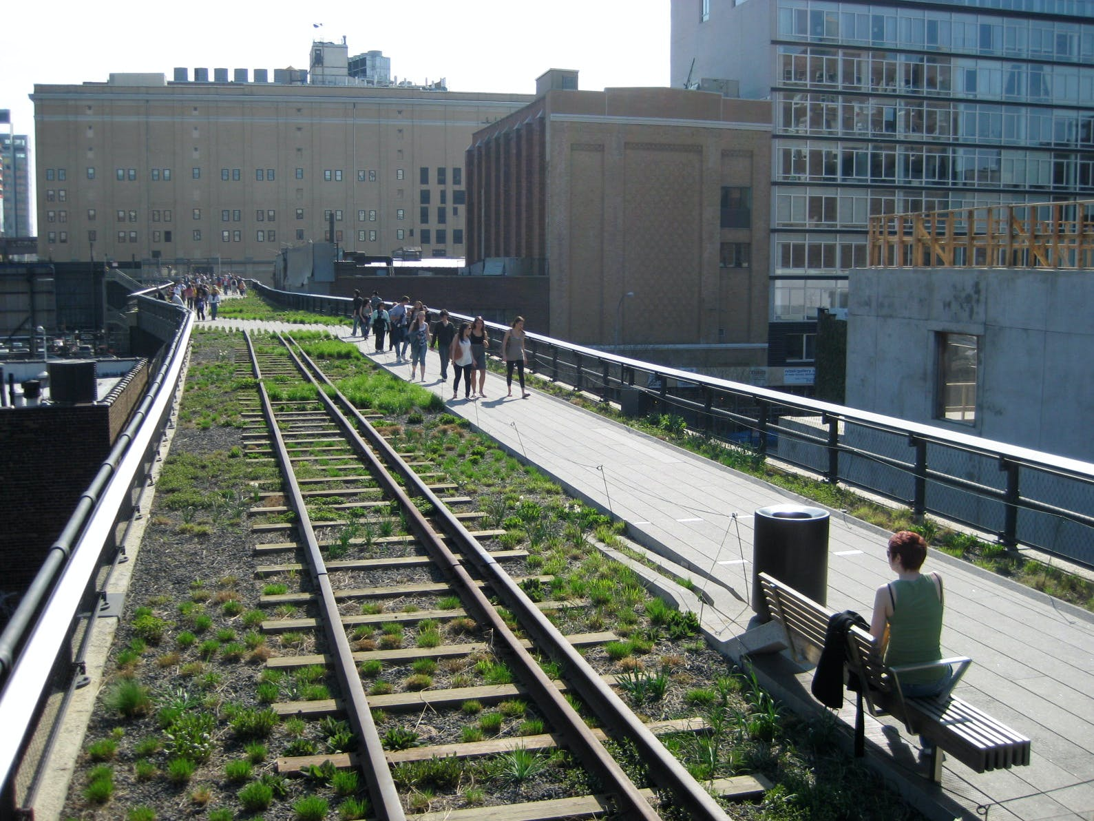 meatpacking and the high line, industrial heritage at a crossroads: walking tour-2
