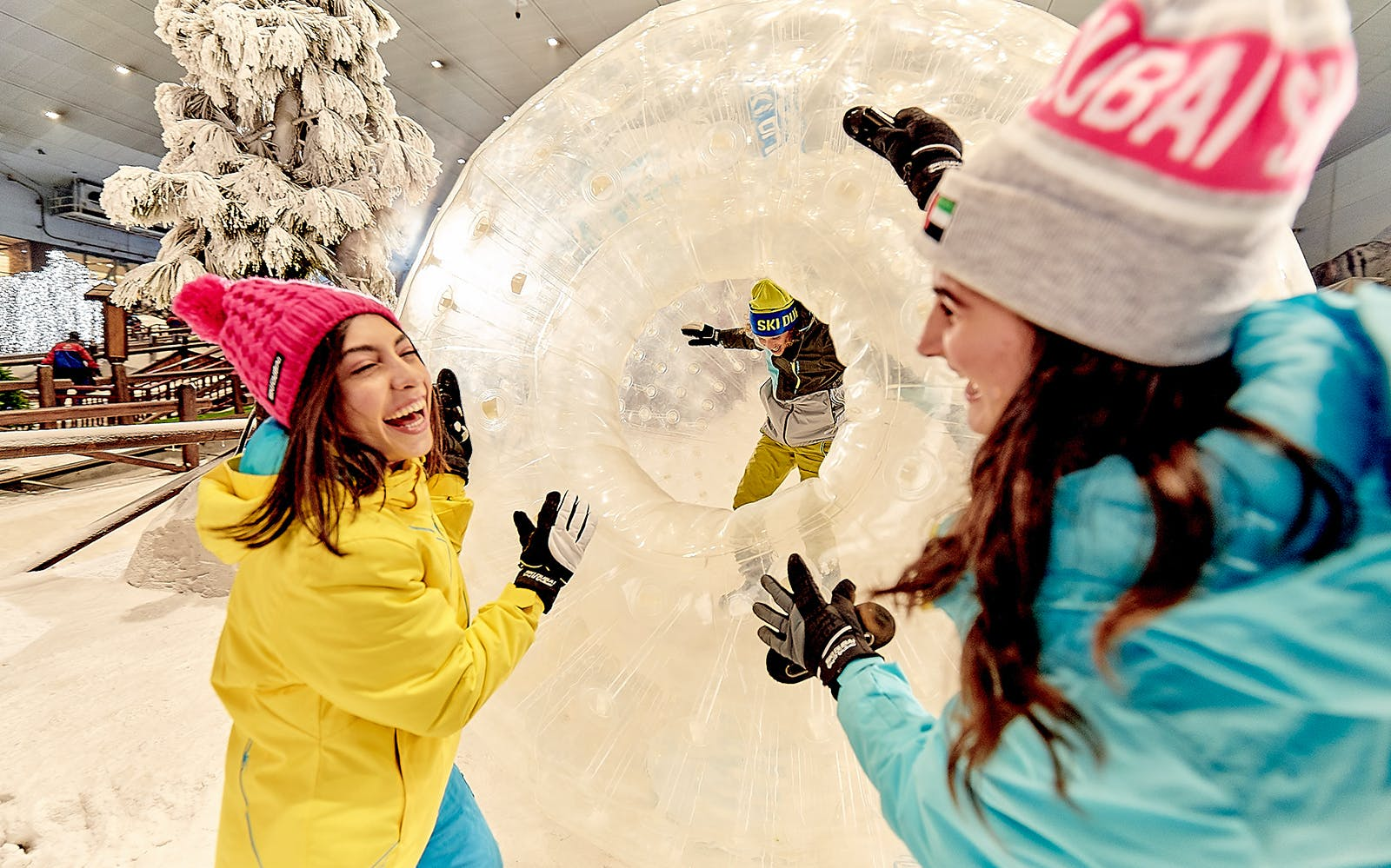 Discover A Snow Park Unlike Any Other At Ski Dubai