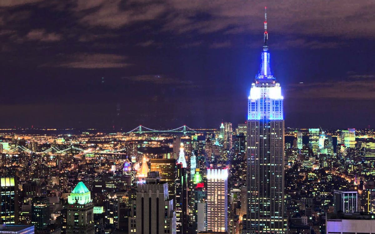 New york city night tour pass new york tickets tours for Places to see in nyc at night