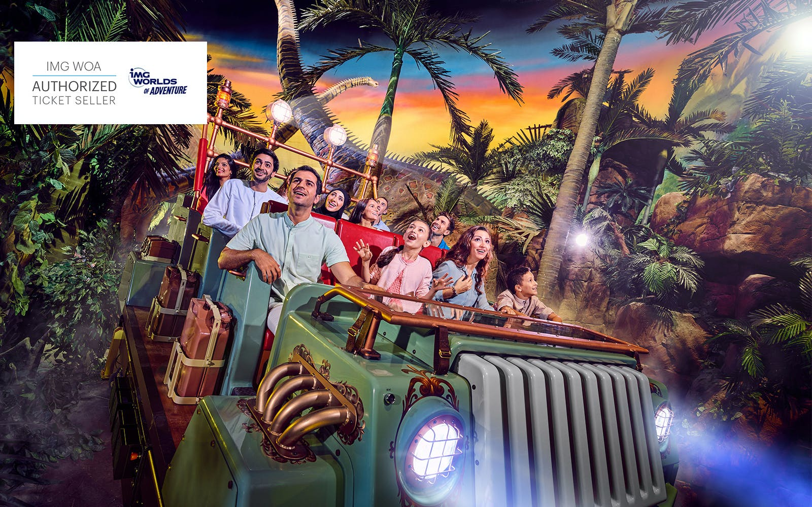 IMG Worlds of Adventure Ramadan Offer