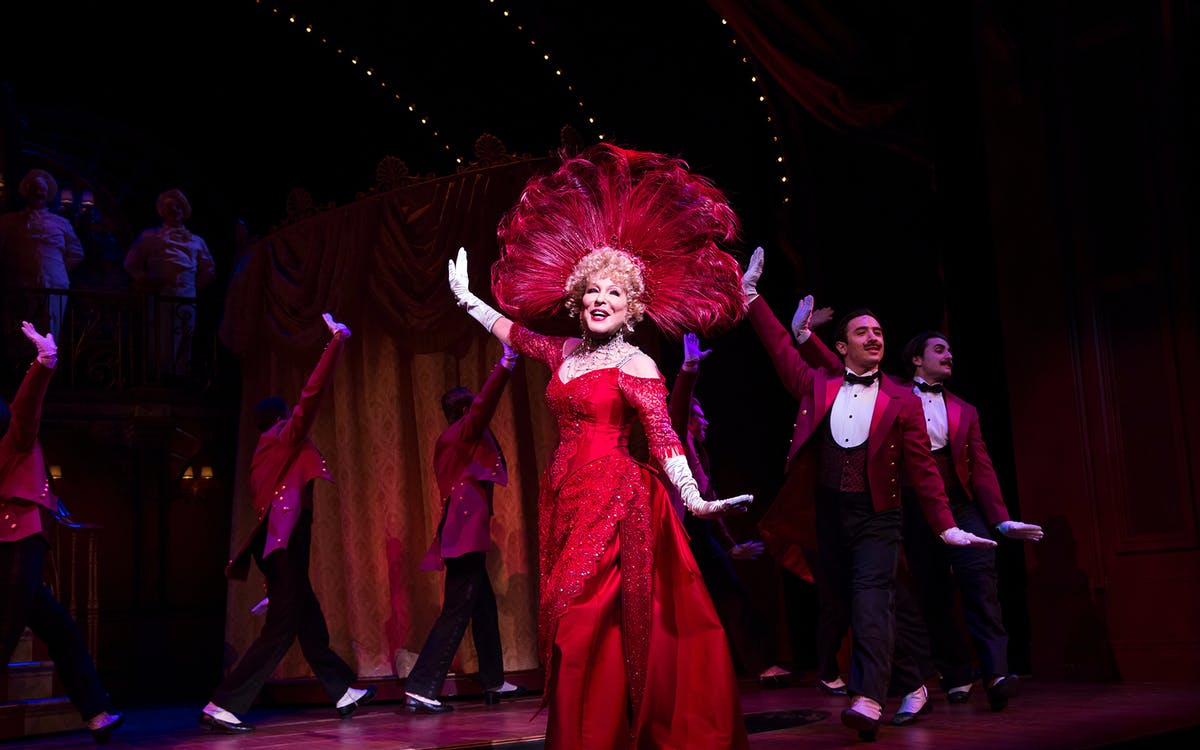 Hello dolly broadway tickets