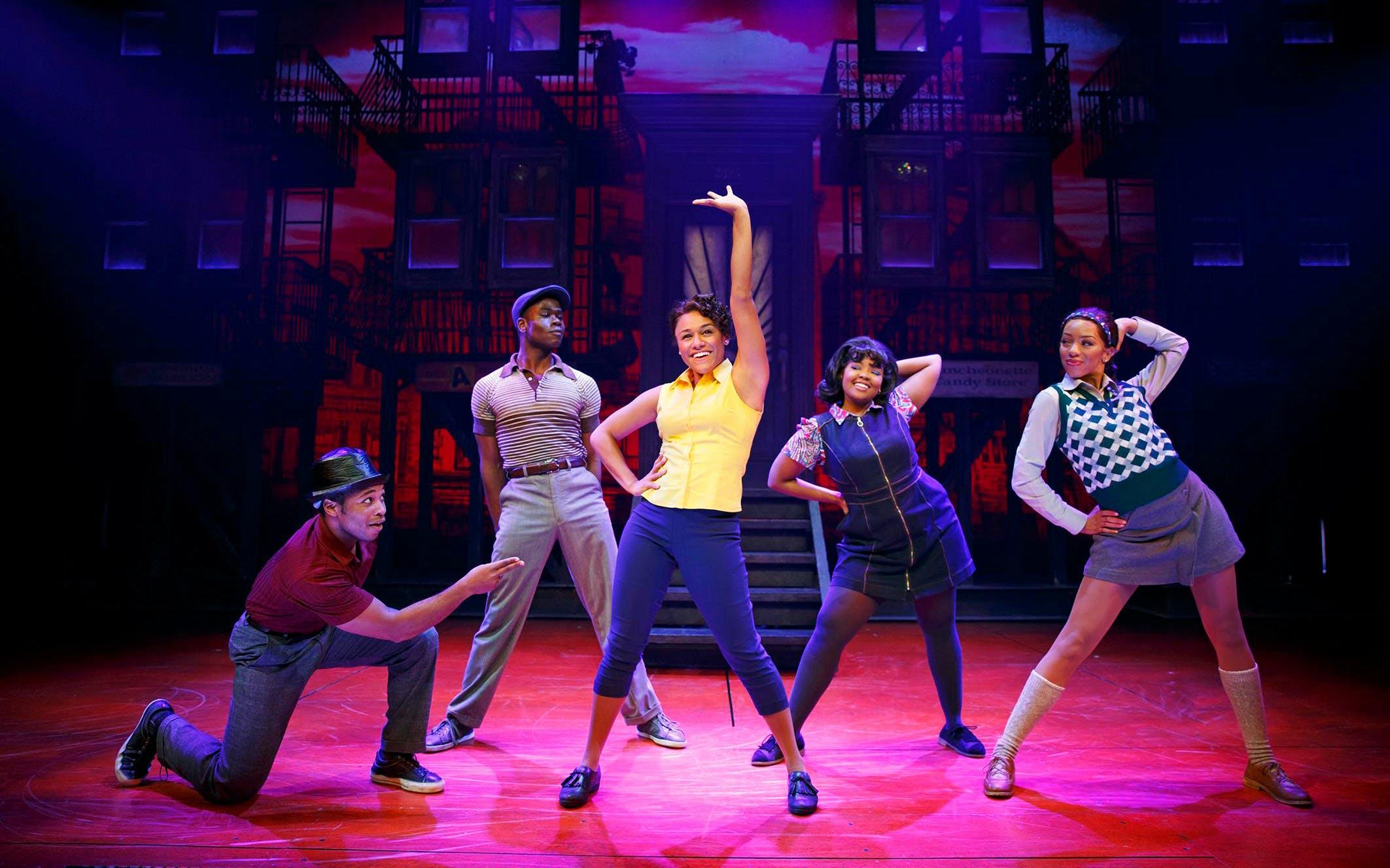 Best Broadway Musicals - A Bronx Tale
