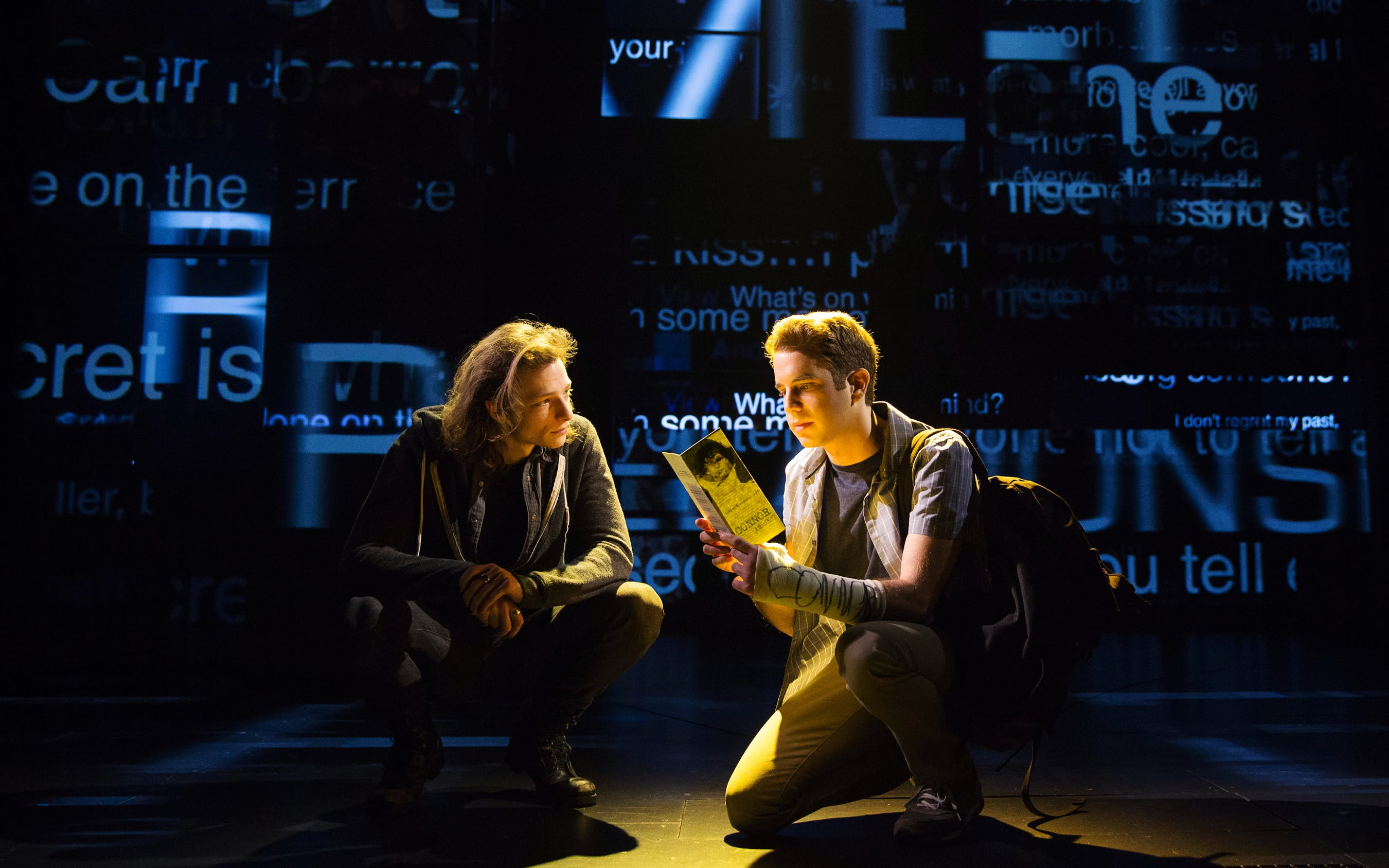 Best Broadway Musicals - Dear Evan Hansen