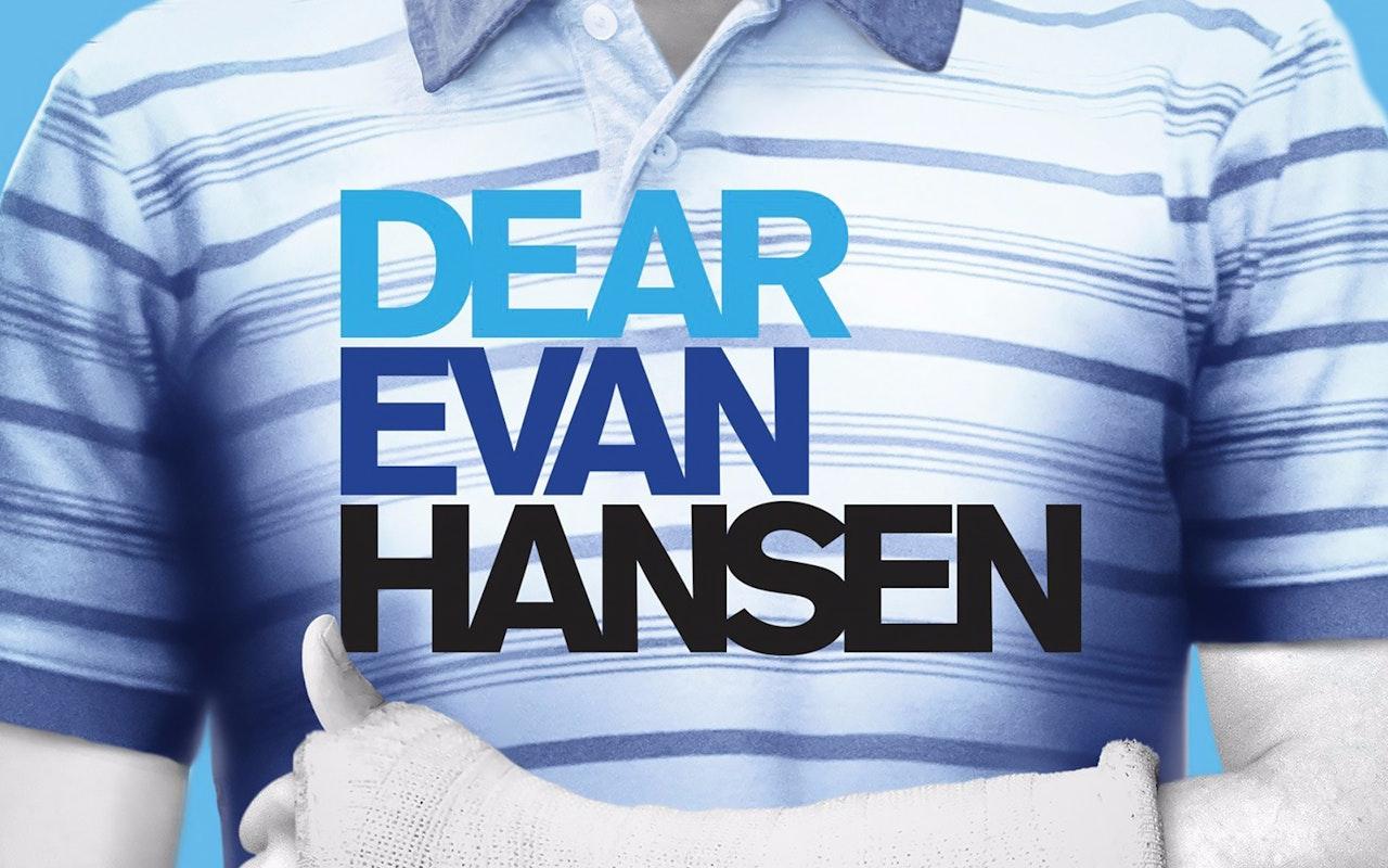 Dear Evan Hansen Show Cover Photo