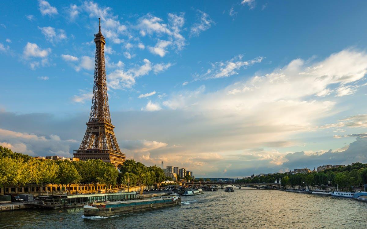 Eiffel Tower History