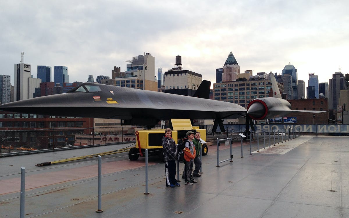 intrepid museum - general admission & space exhibit tickets-1