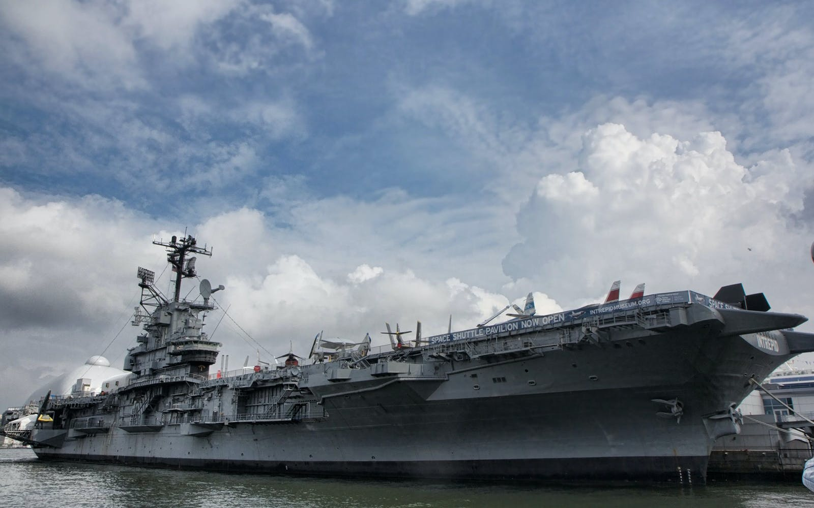 intrepid museum - general admission & space exhibit tickets-7