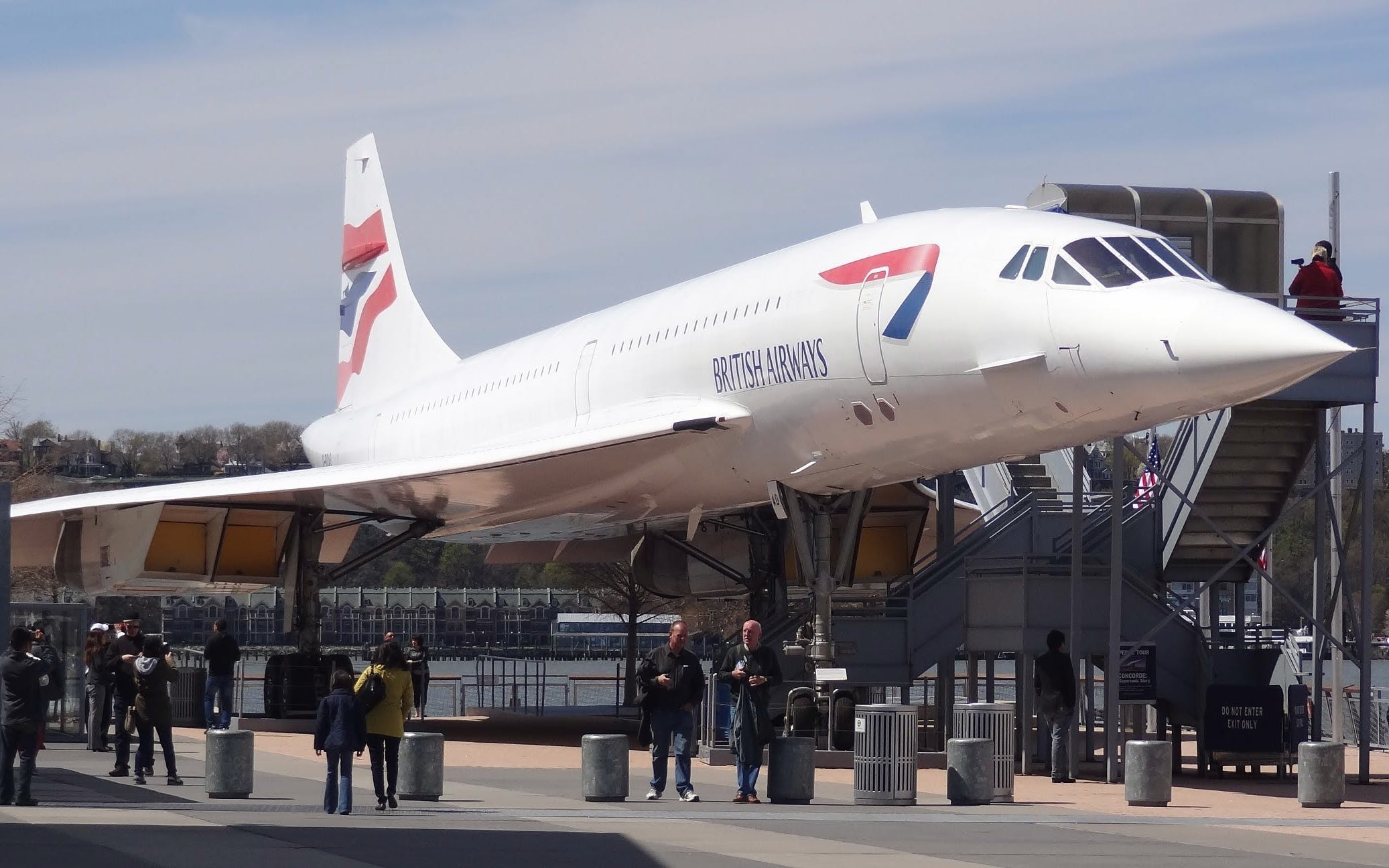Concorde: A Supersonic Story Guided Tour + Admission Tickets to Intrepid