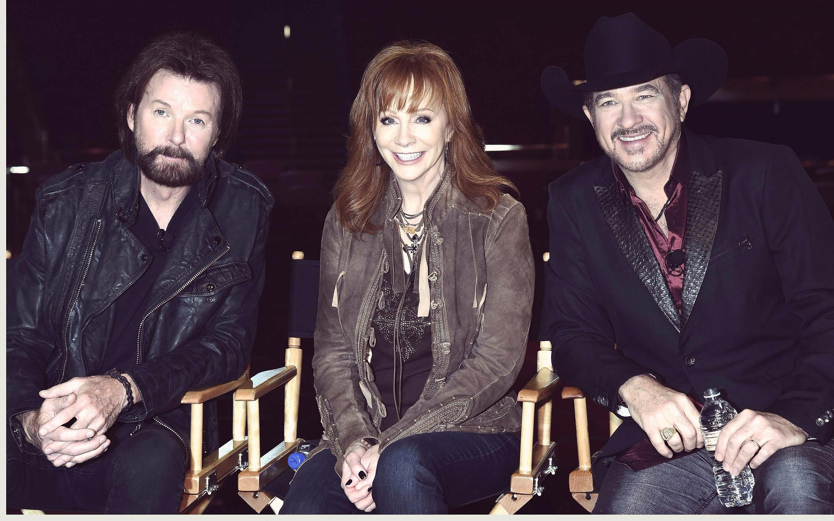 reba, brooks & dunn: together in vegas - country music -2