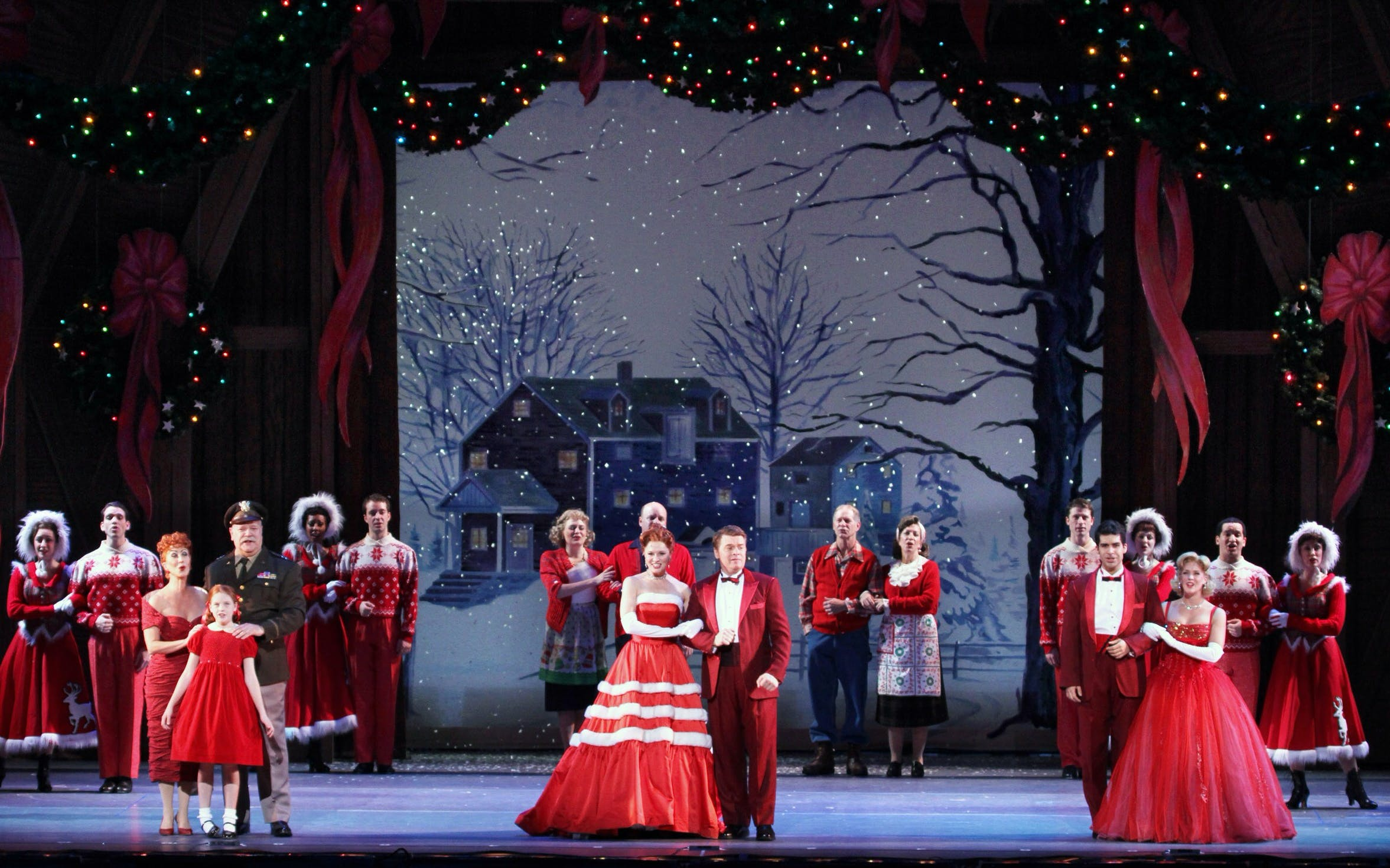 irving berlin's white christmas -1