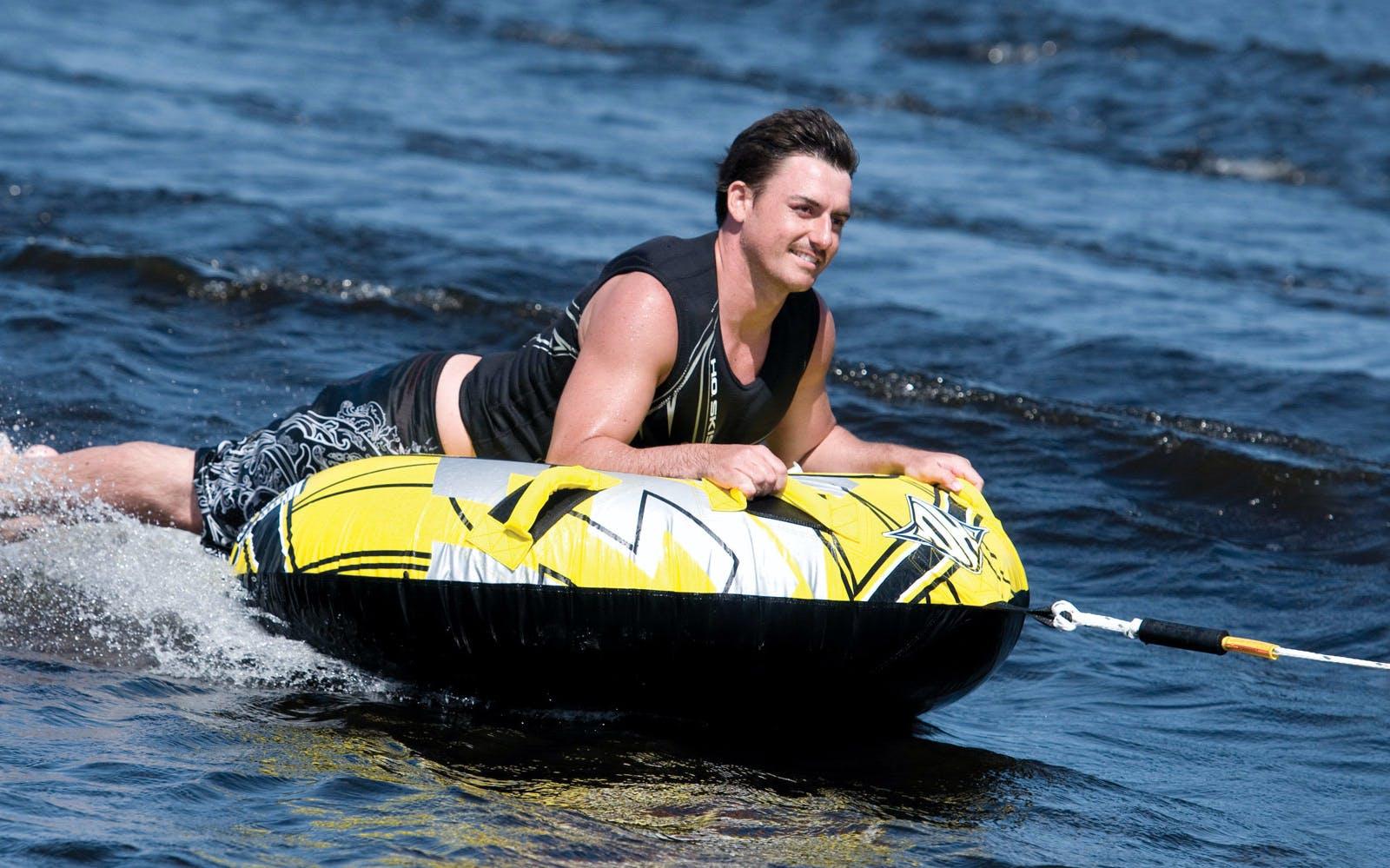 Water sports in Dubai - donut ride