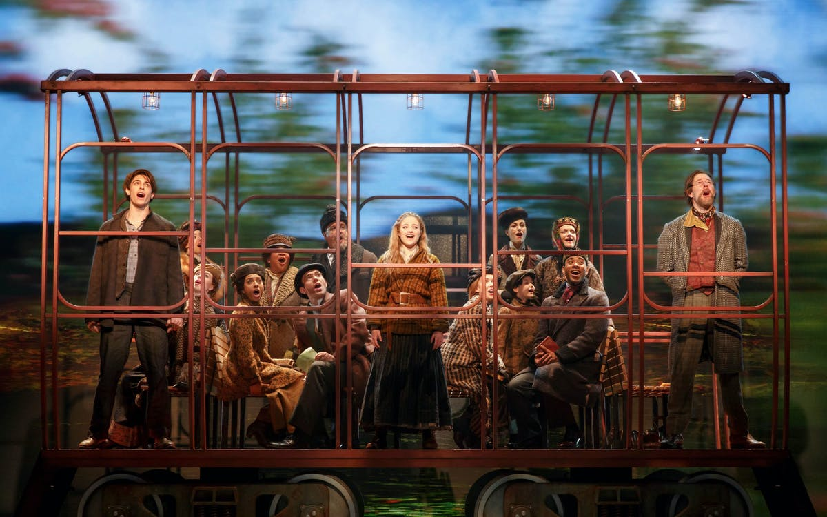 Broadway - Anastasia