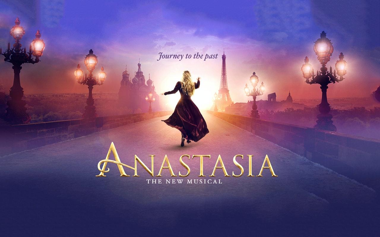Anastasia Show Cover Photo