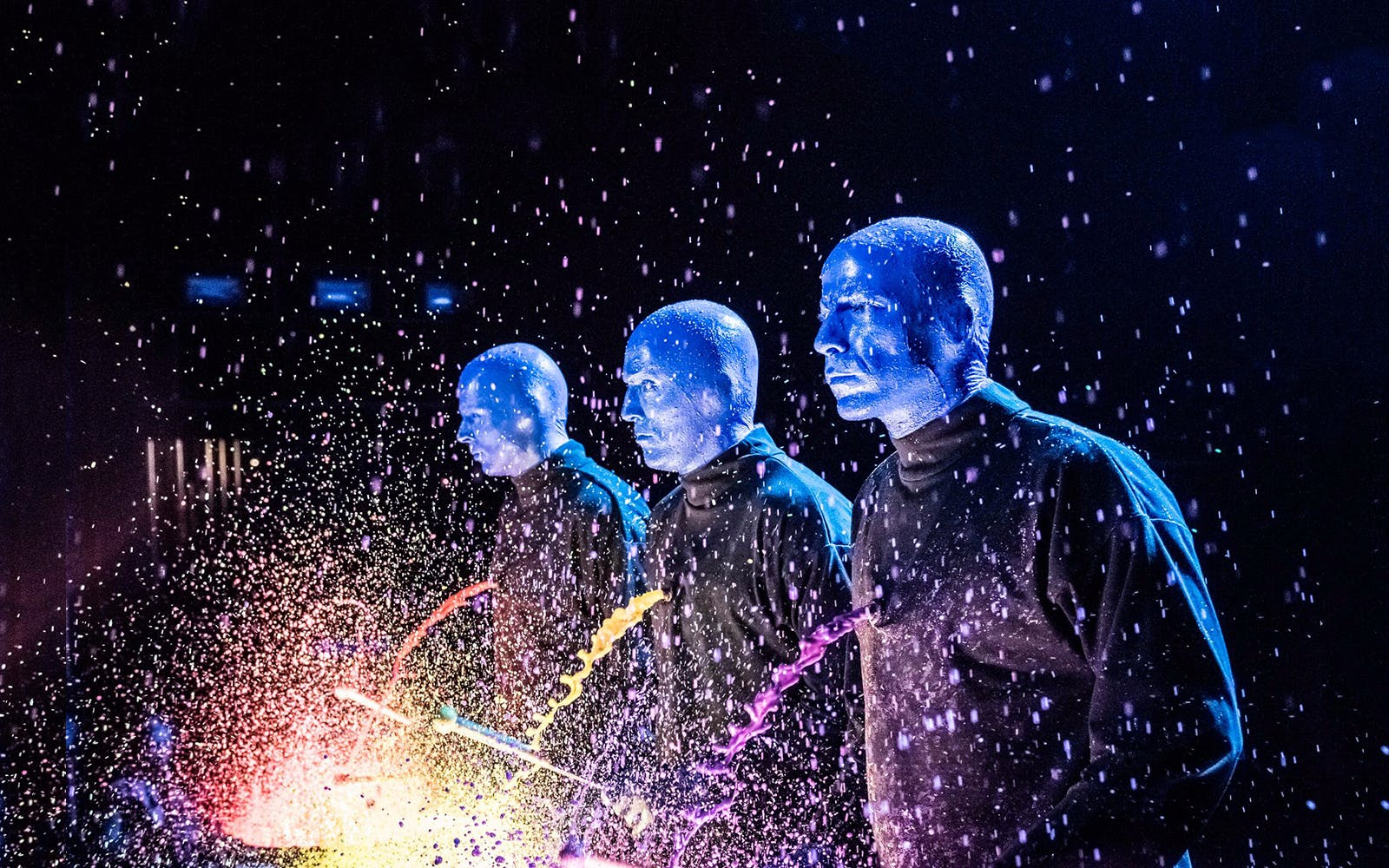 Best Broadway Shows - June 2018 - Blue Man Group
