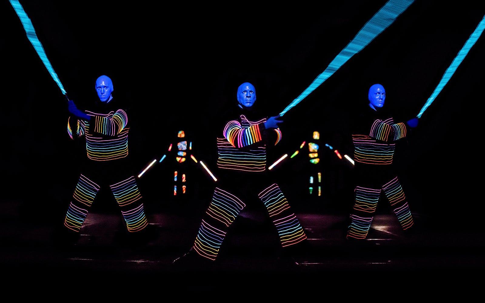 Blue Man Group 3