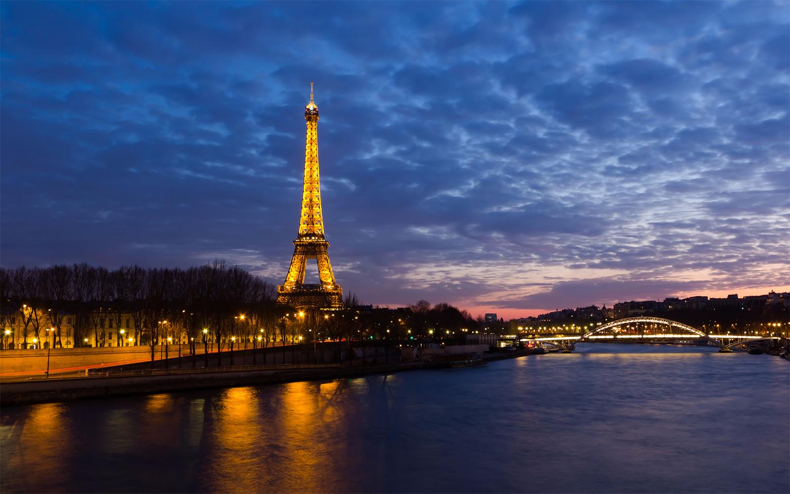 Eiffel Tower Visit