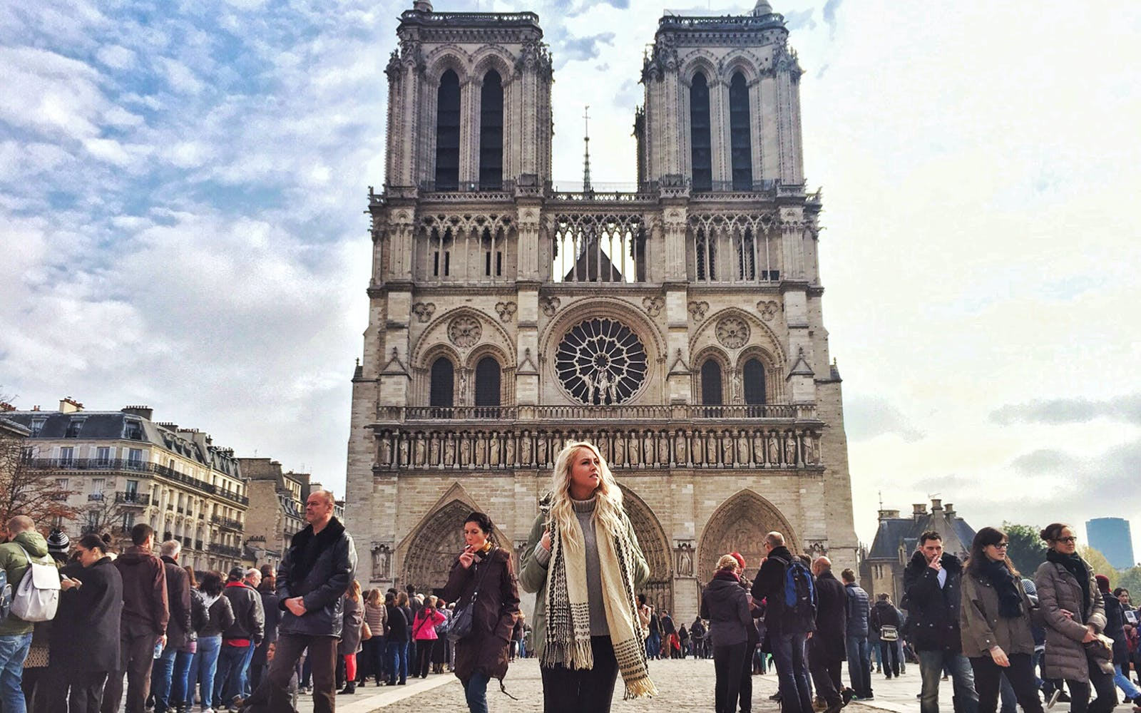 Notre Dame Towers & Ile de le Cite Tour with Host