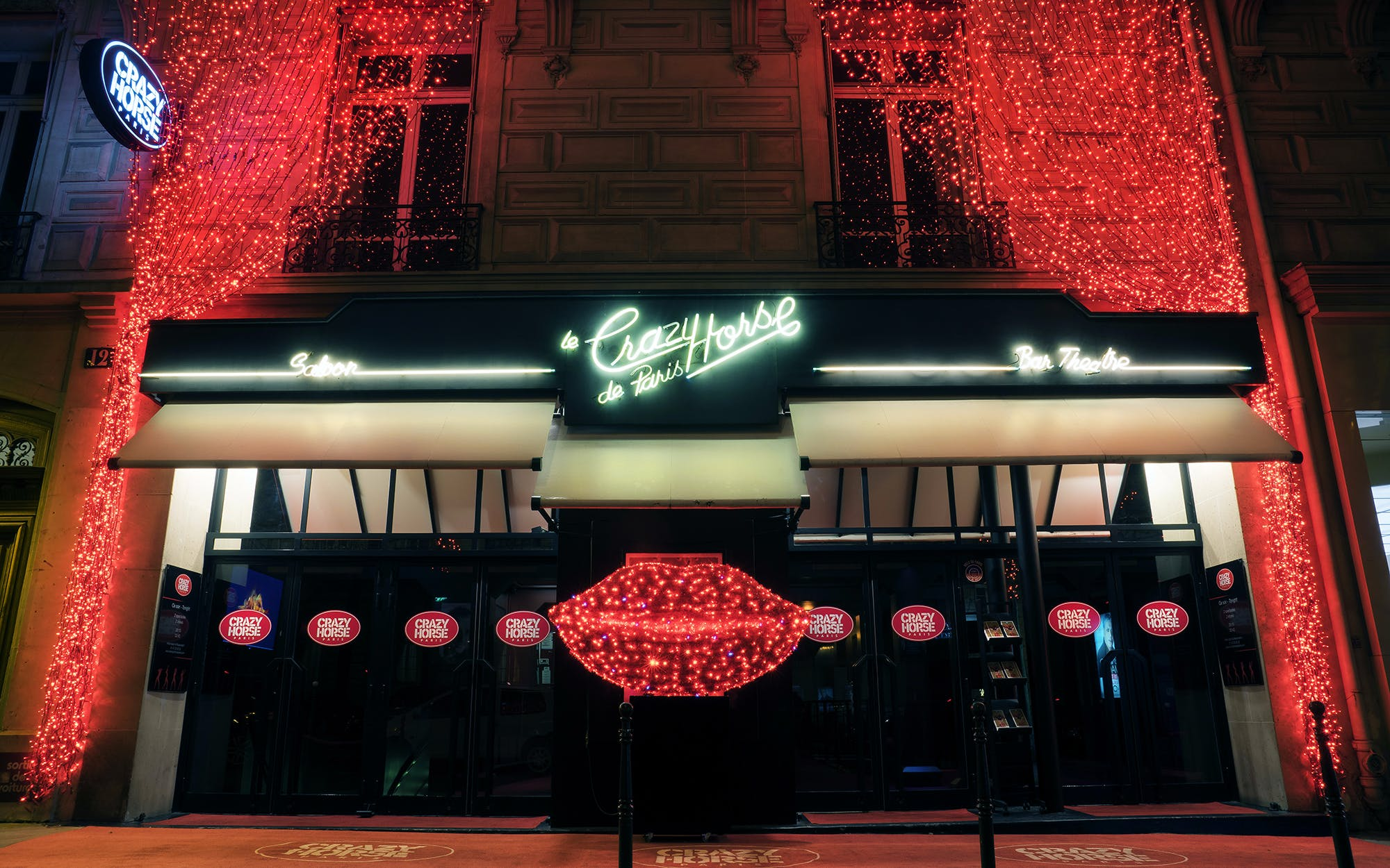 New Year's Special: Crazy Horse Paris