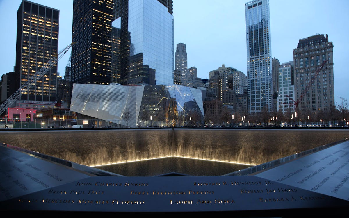small group guided 9/11 memorial tour with museum tickets-1