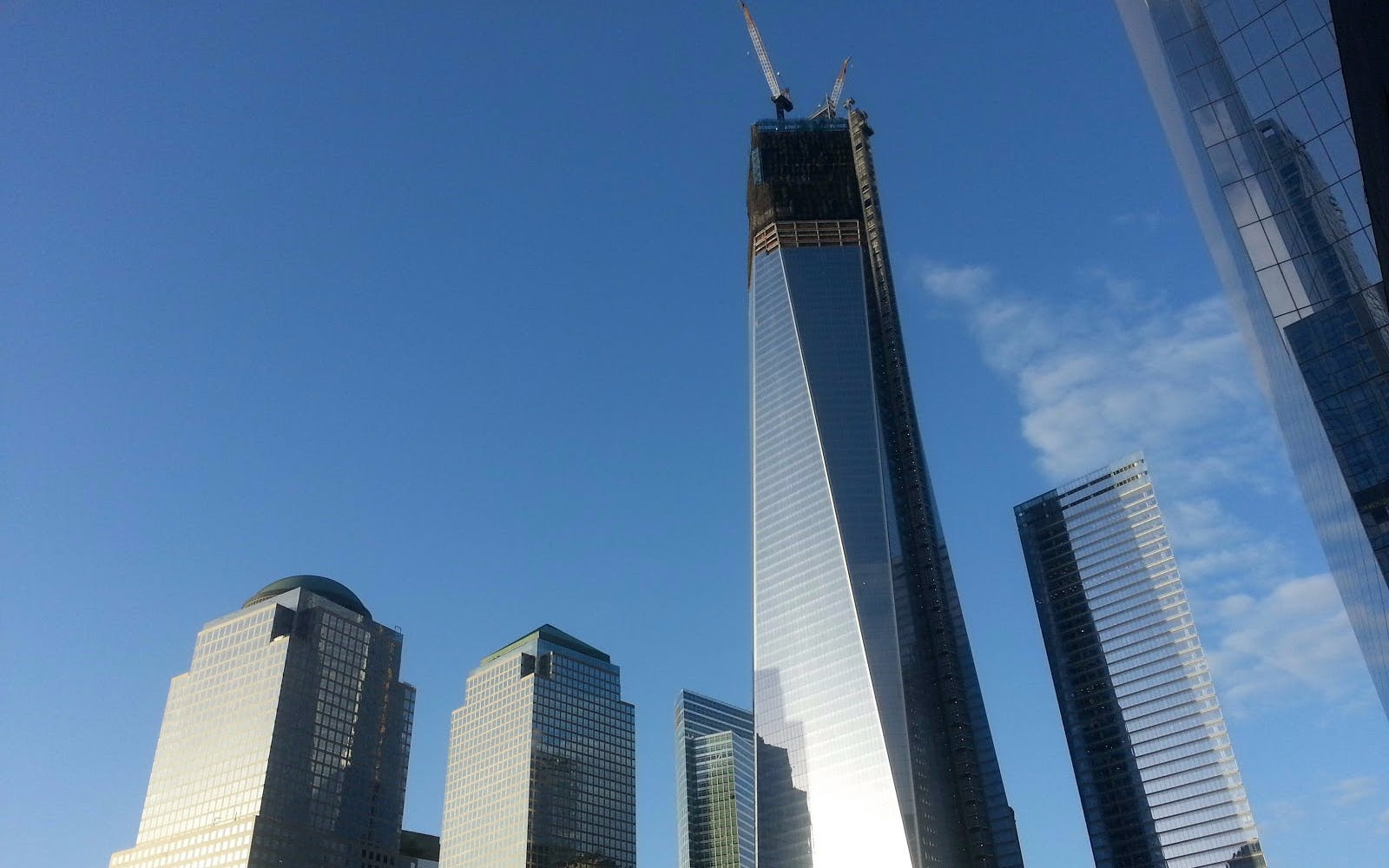 wtc ground zero tour + 9/11 museum & one world observatory tickets-1