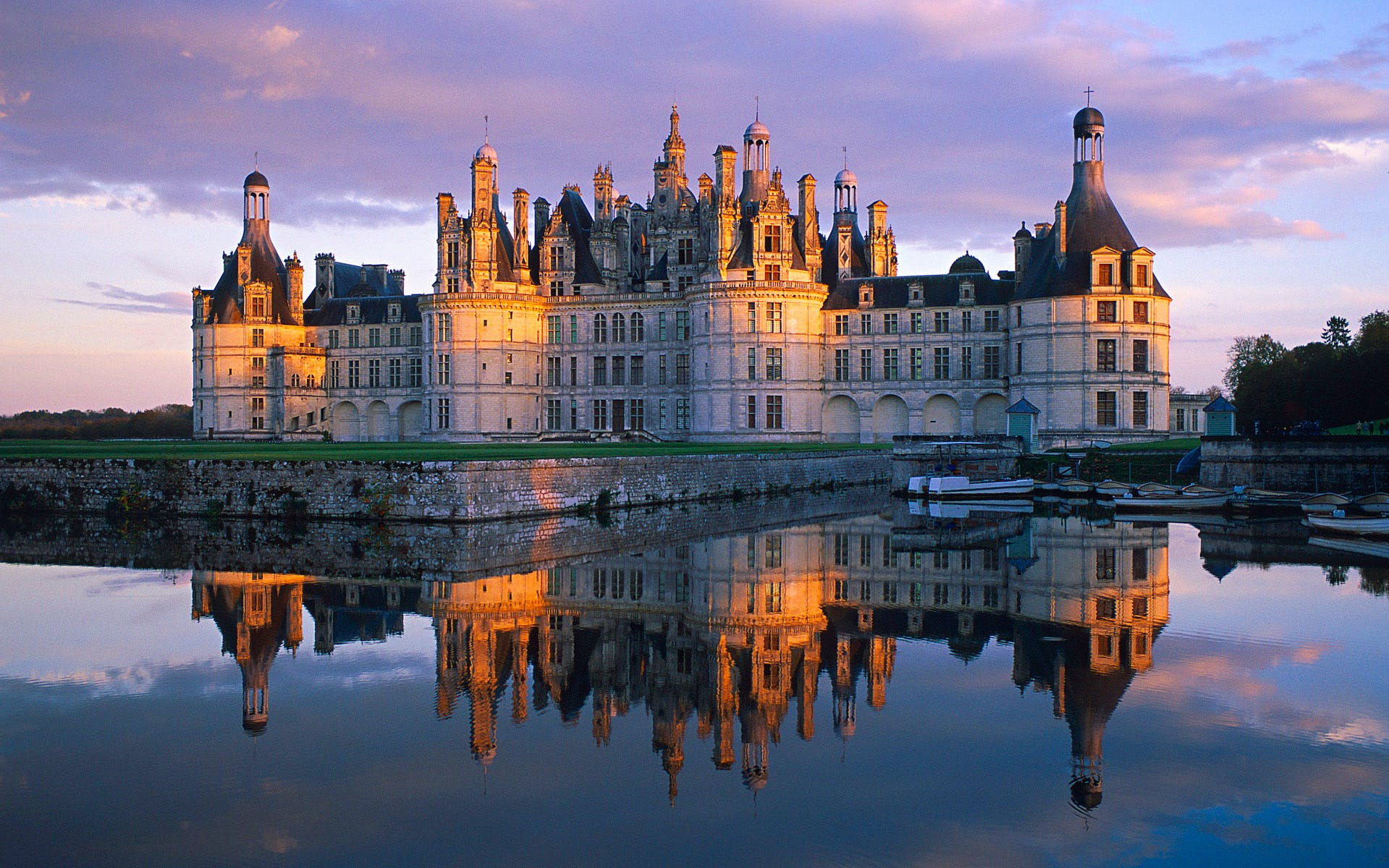best day trips from paris - loire valley