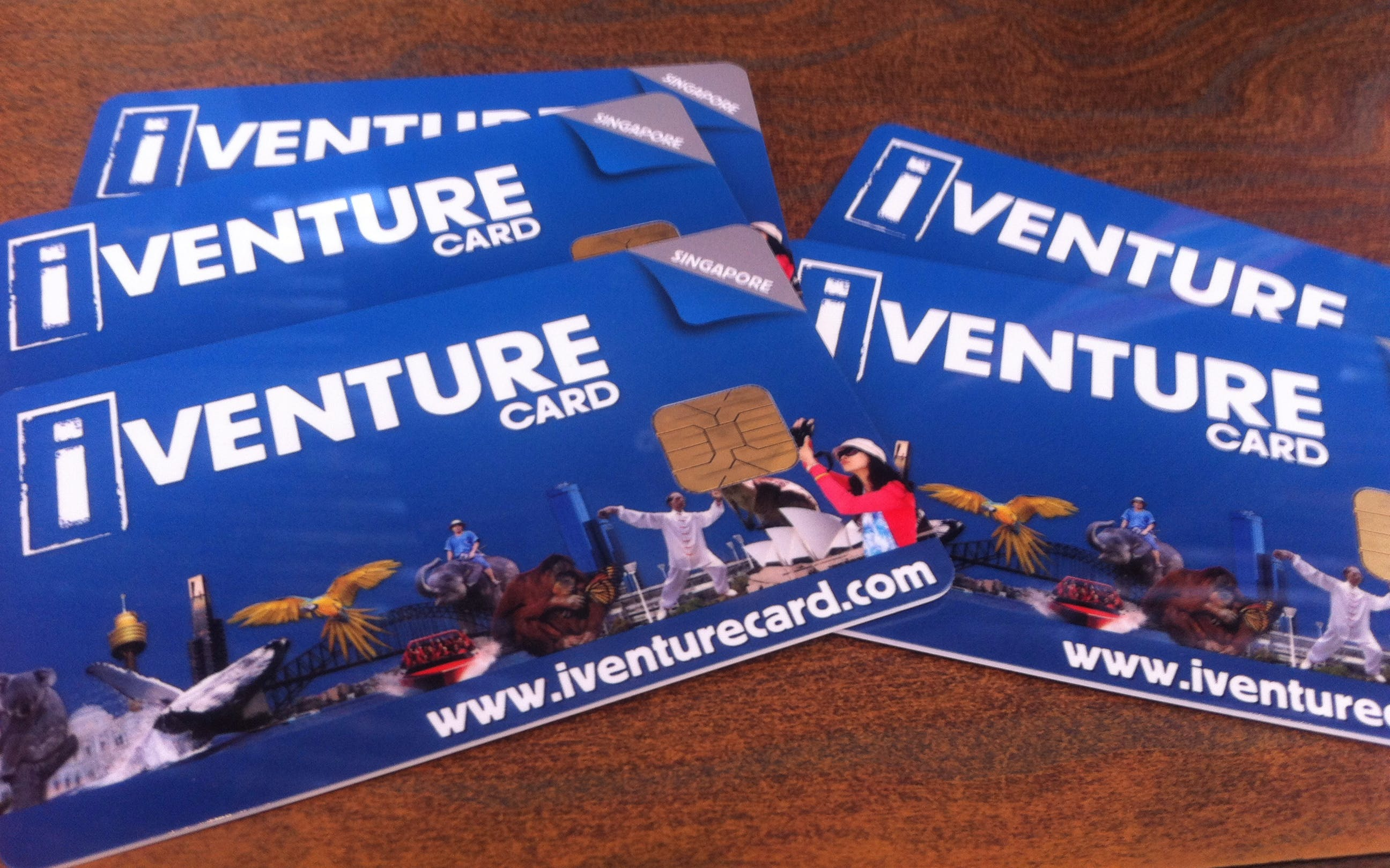 iventure card san francisco-1