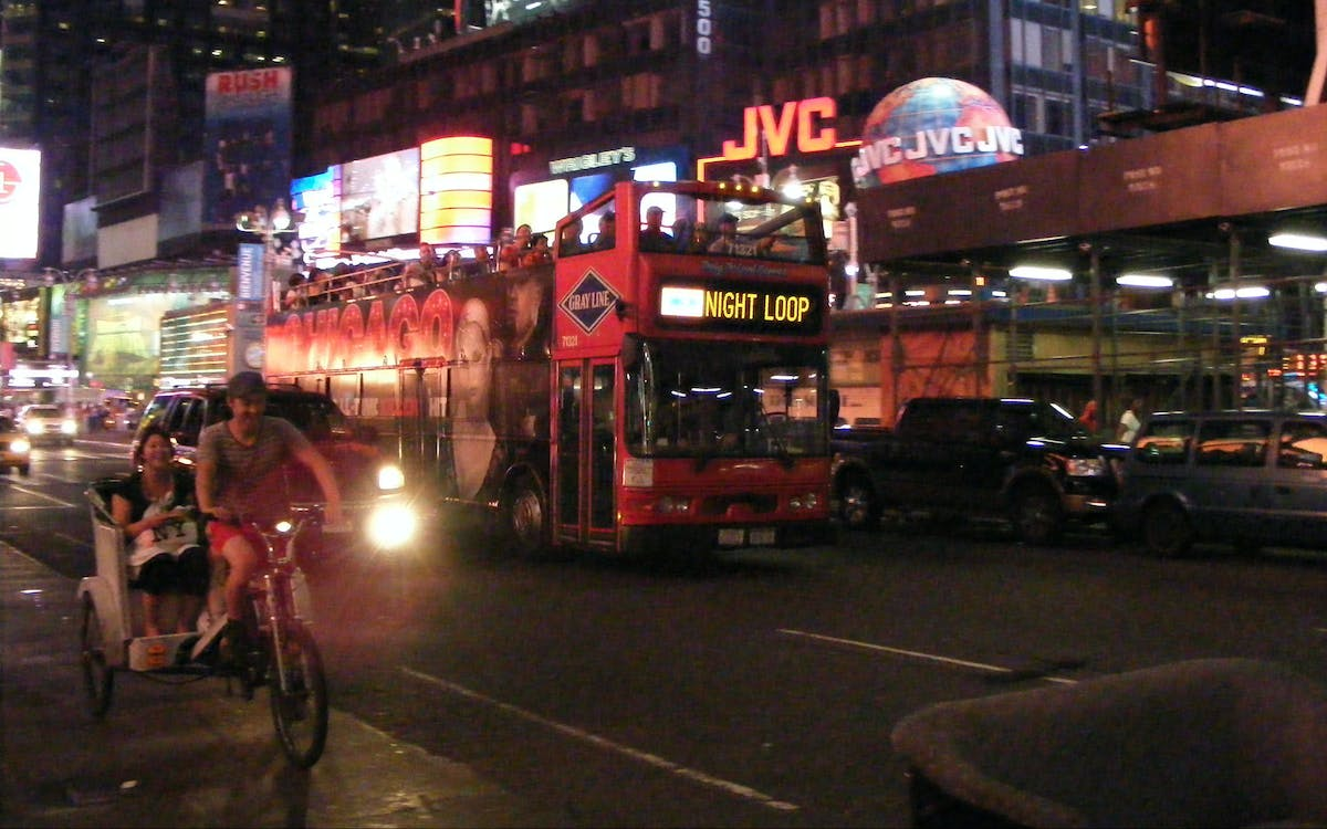 nyc bus tour (all loops) + night tour-2