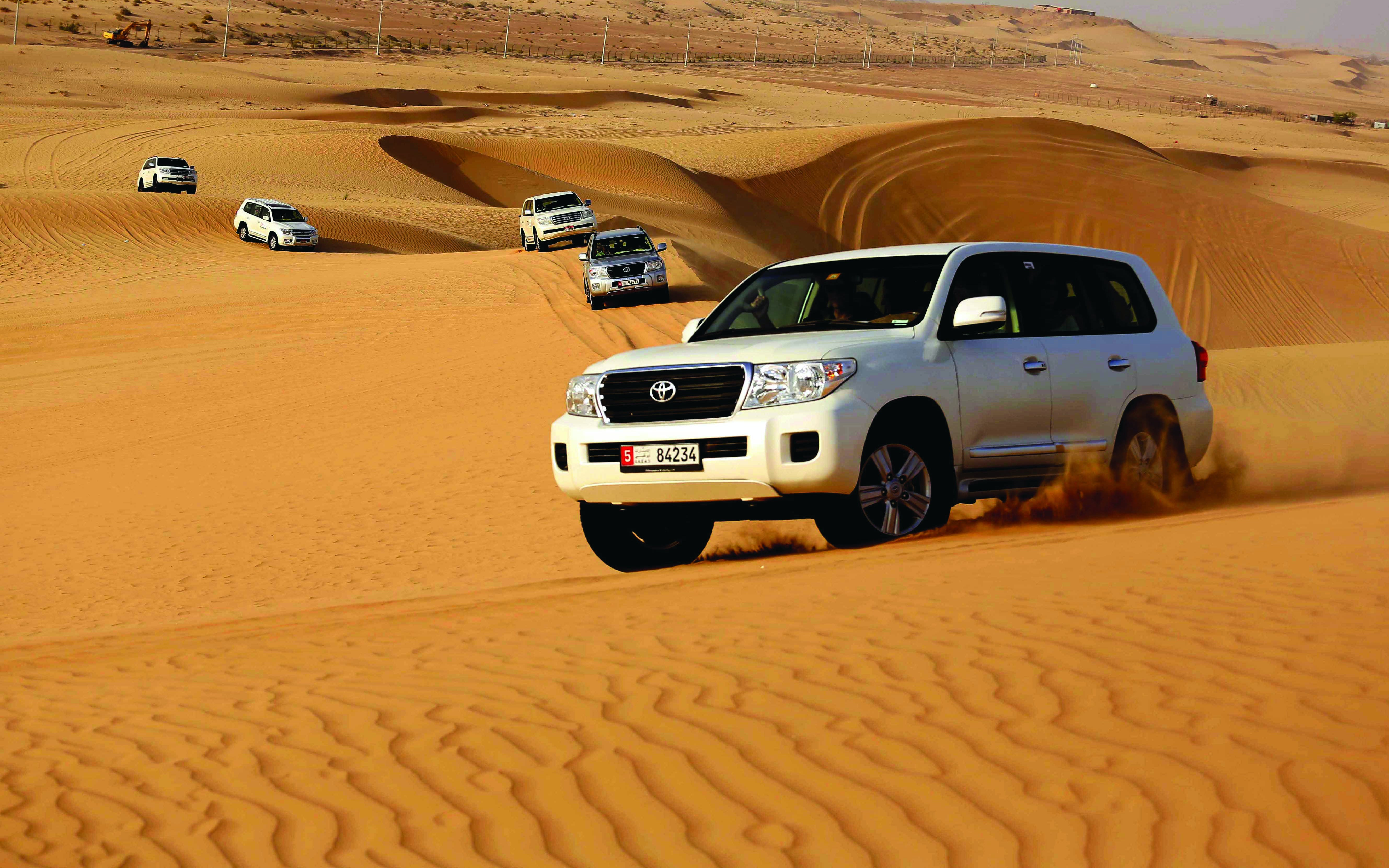 Luxury VIP Desert Safari