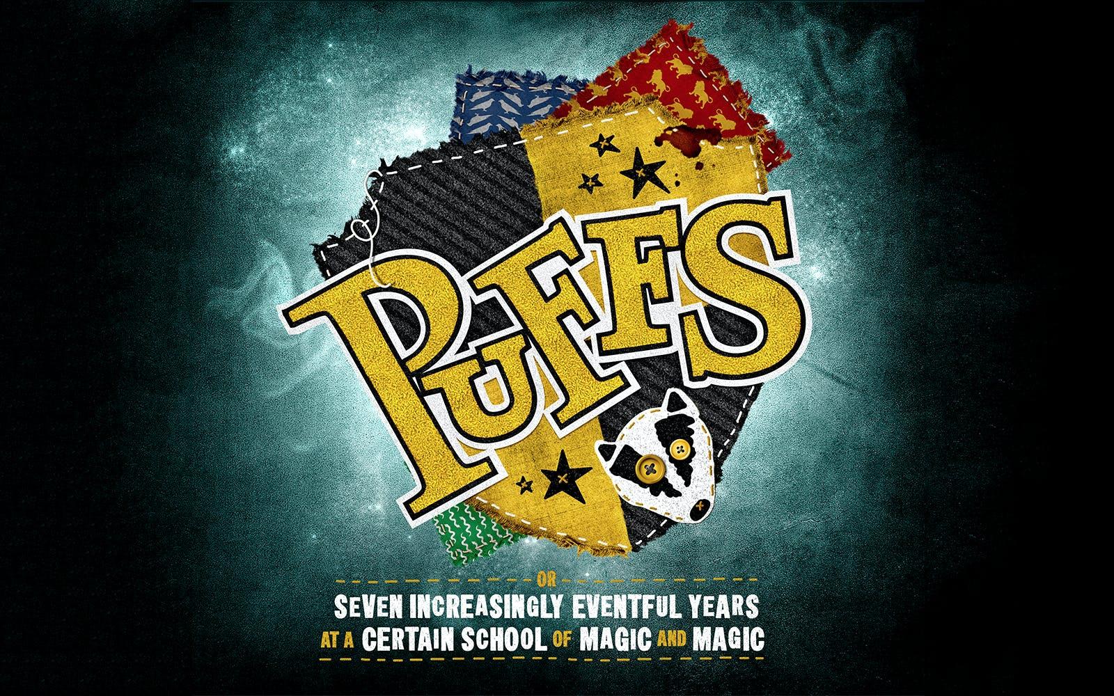 Puffs - Best Off Broadway Shows 1