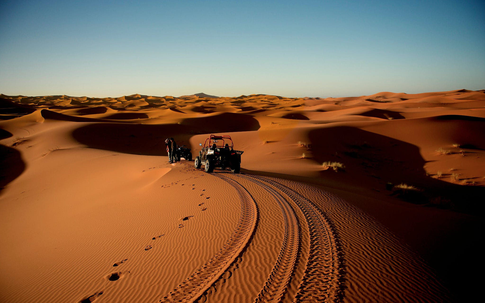 Evening Dune Buggy Safari + BBQ Dinner + Live Entertainment