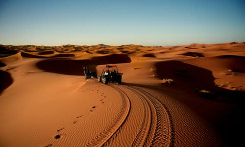 Adventure activities in Dubai - Desert Safari - 2