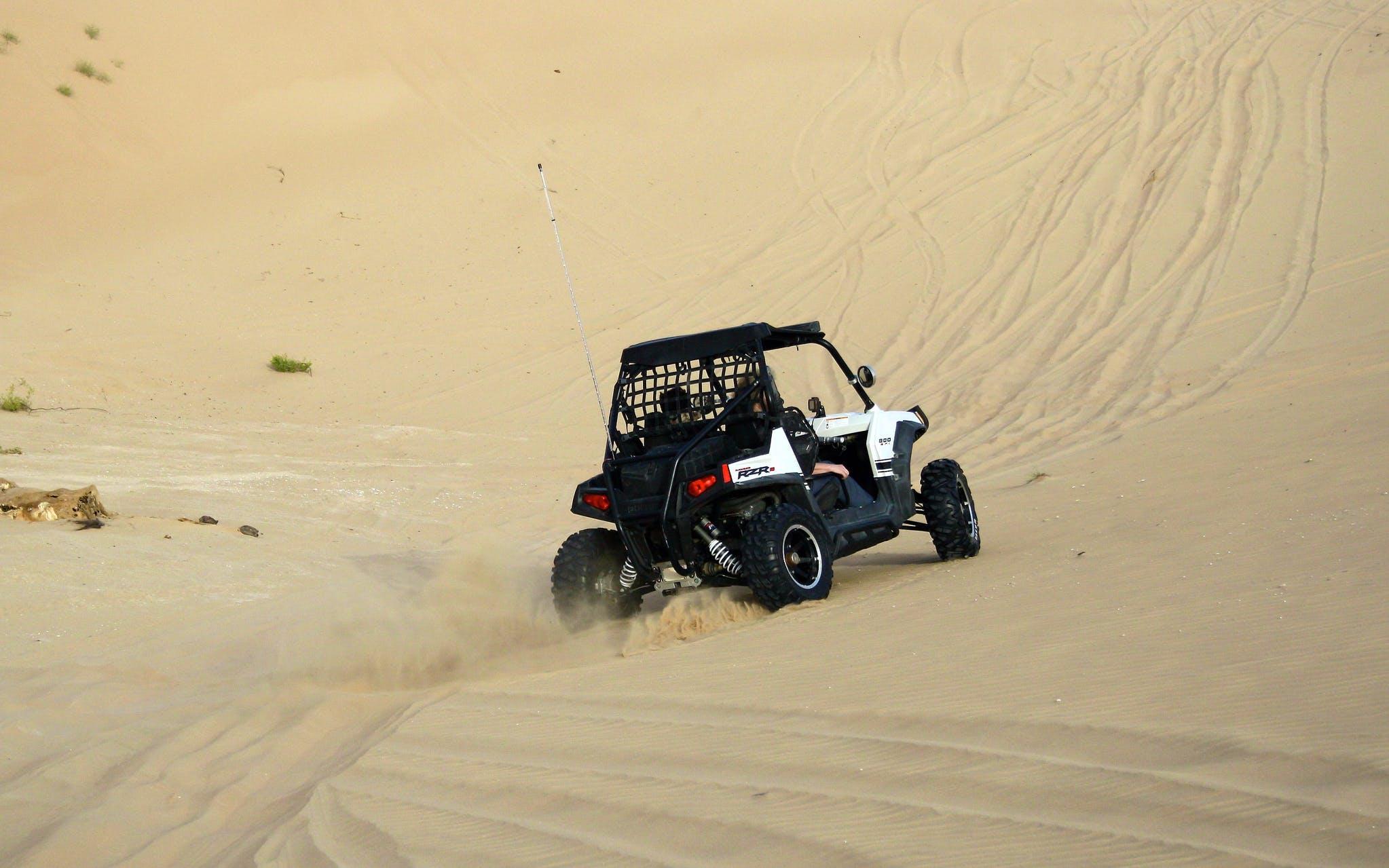 adventure desert safari