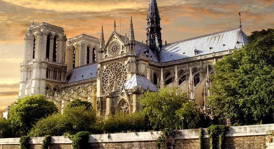 NOTRE DAME PARIS tickets