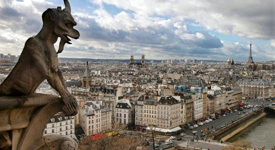 NOTRE DAME CATHEDRAL PARIS tickets