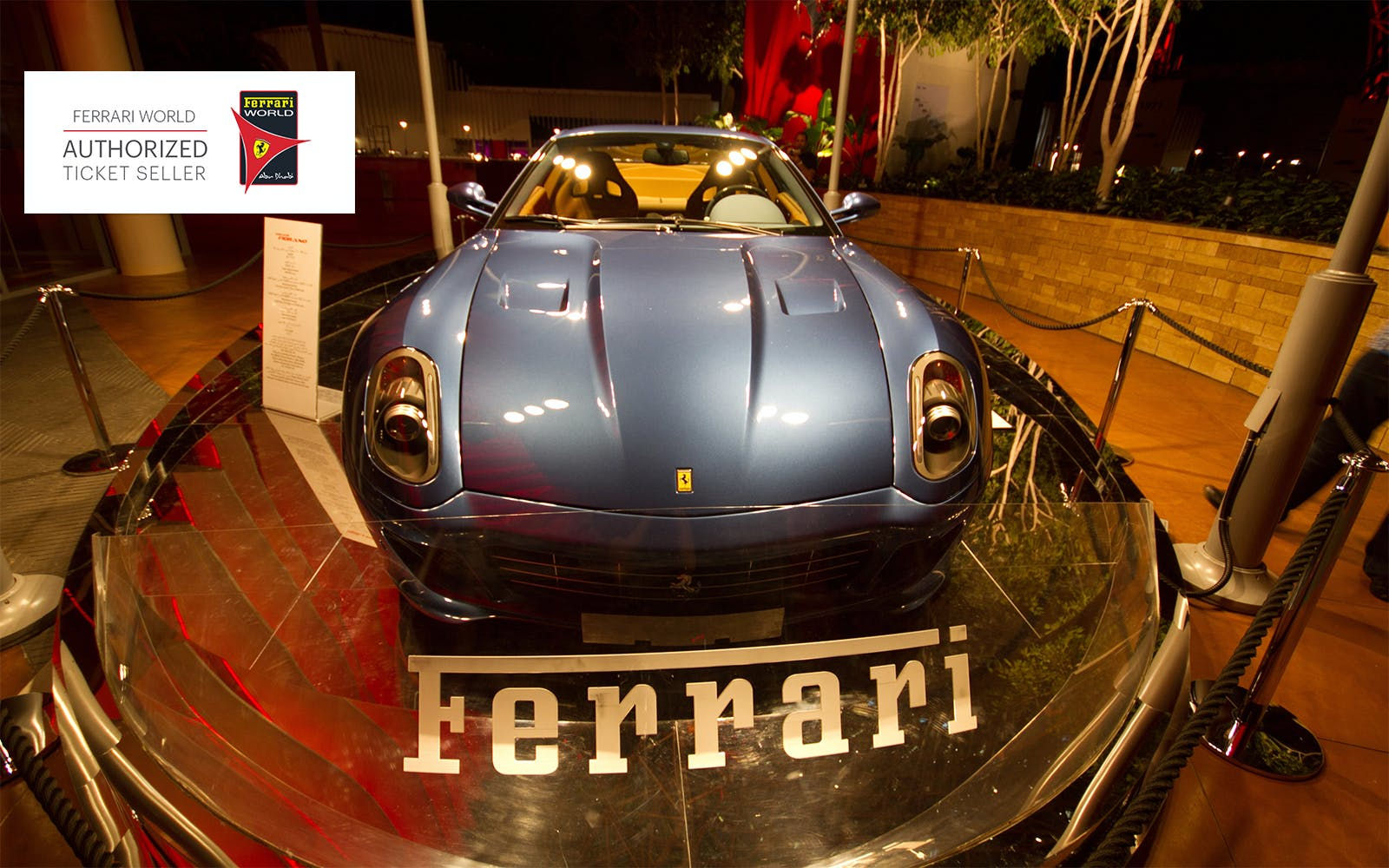 Ferrari World Silver Pass With Transfers