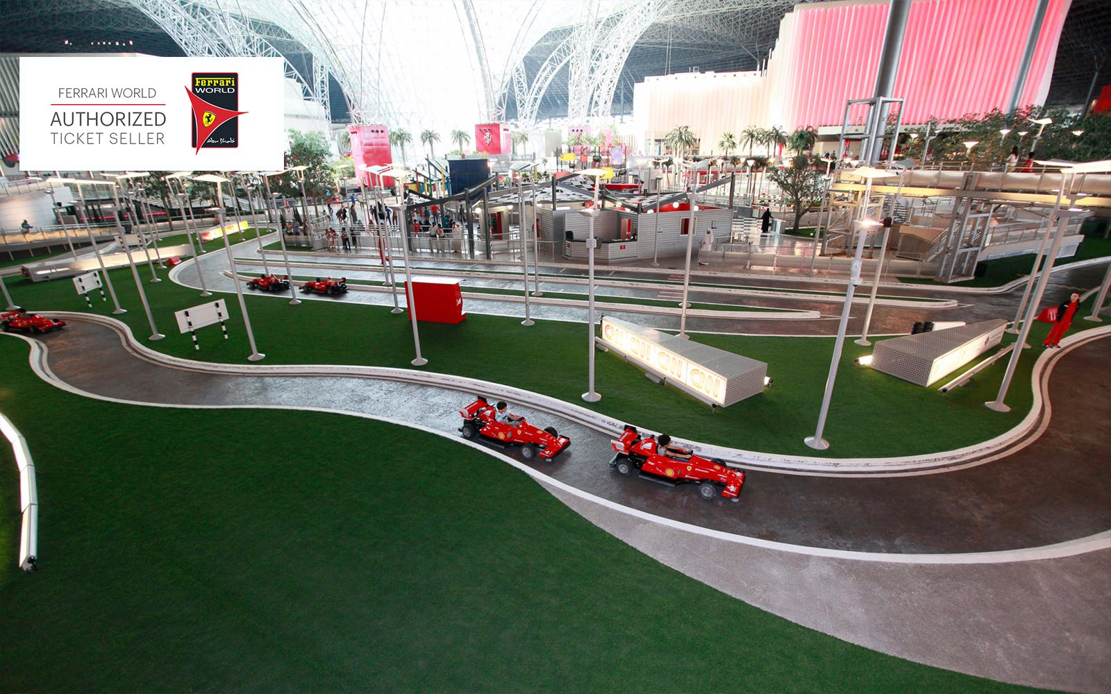 ferrari world and yas waterworld bronze pass -3