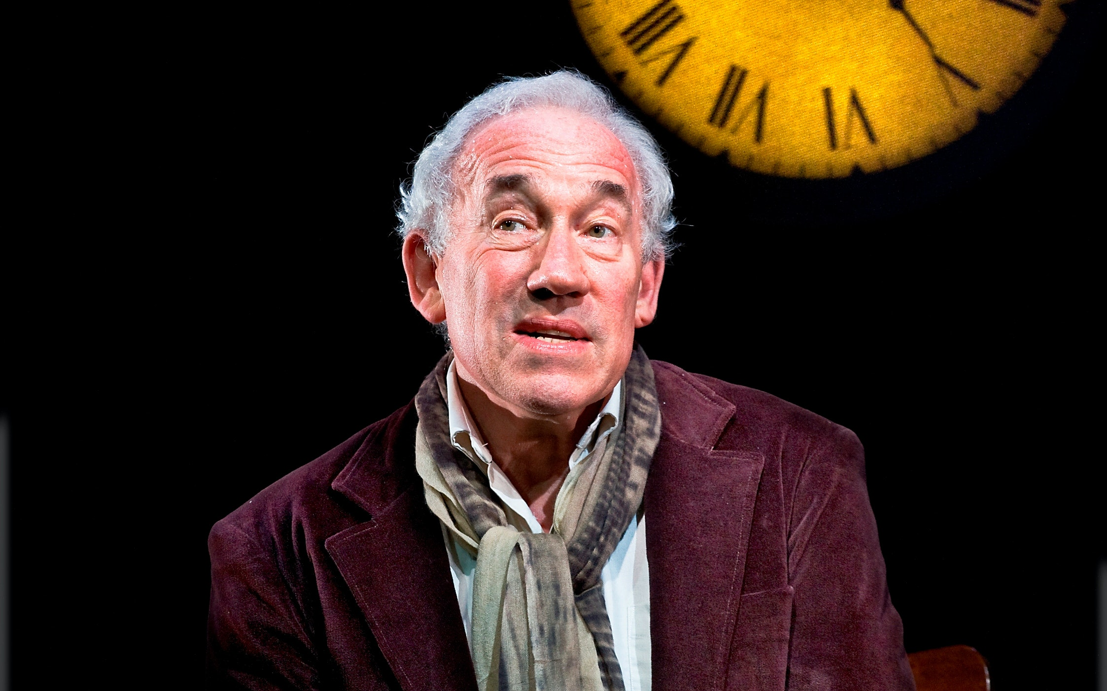 arts theatre - a christmas carol with simon callow