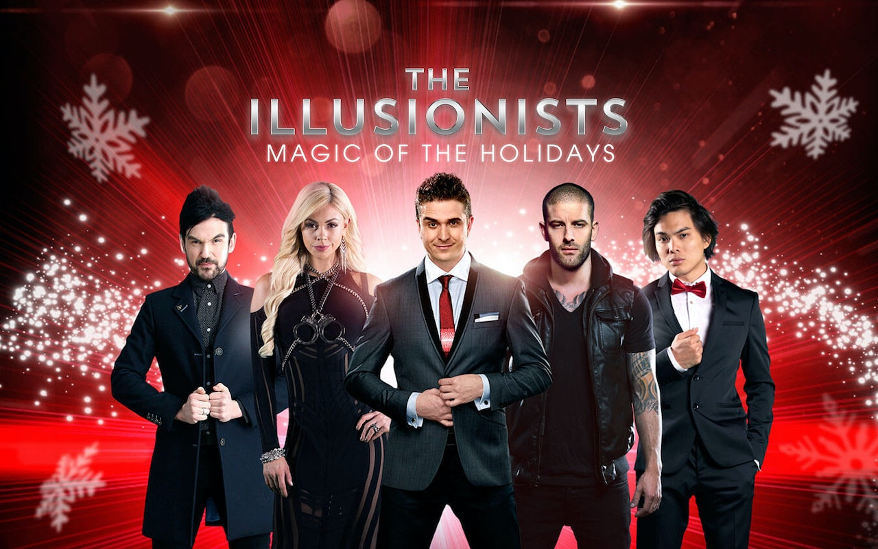 The Illusionists Show Cover Photo
