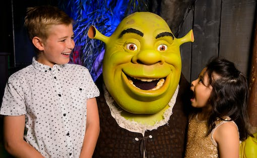 Shrek Adventure London Tickets