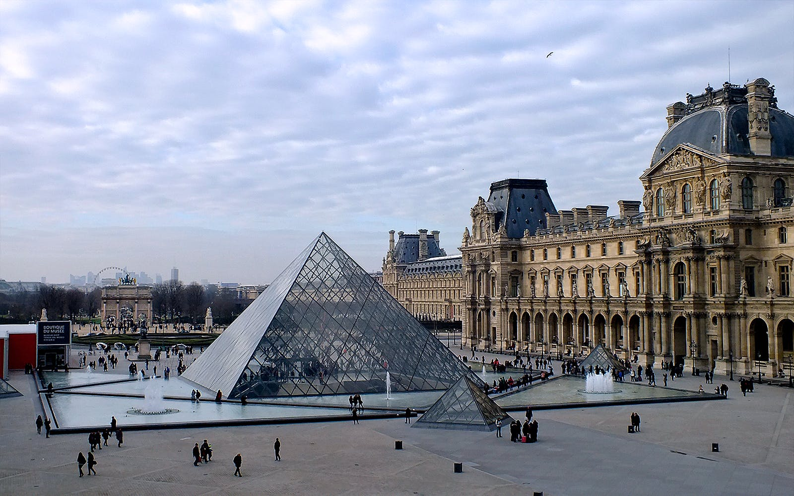 Best Seine River Cruise -Louvre + Cruise - 3