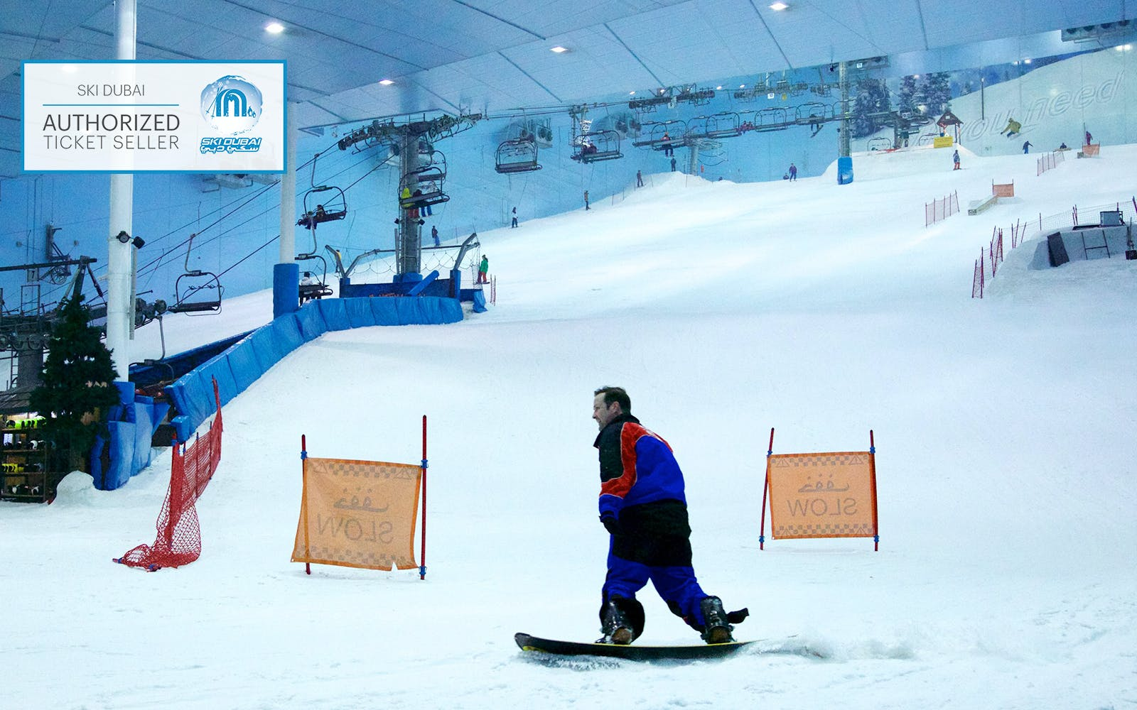 ski dubai: 2 hour snowboarding session-3