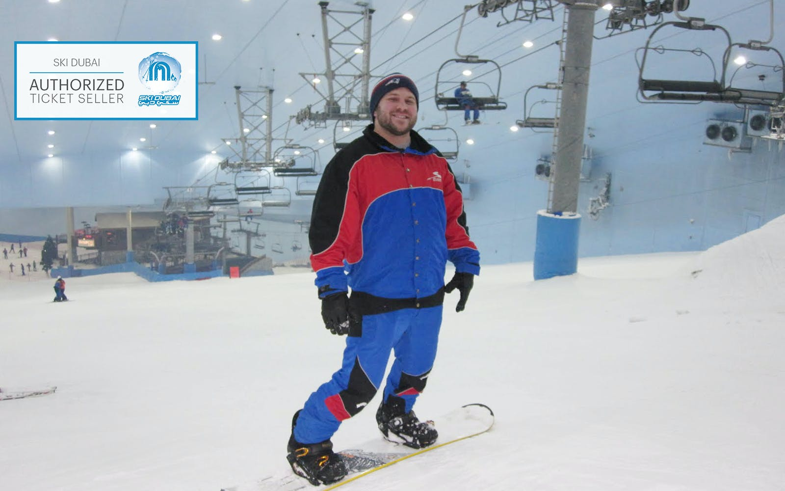 ski dubai: 2 hour snowboarding session-2