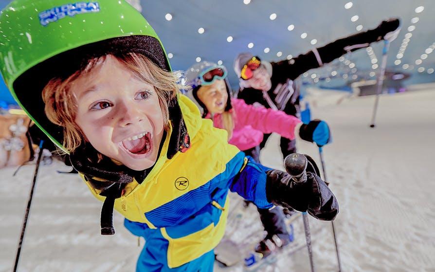 ski dubai: 2 hour snowboarding session-1