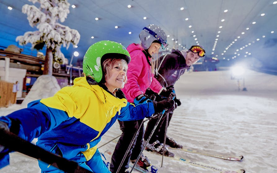 ski dubai - 2-hour slope session-0