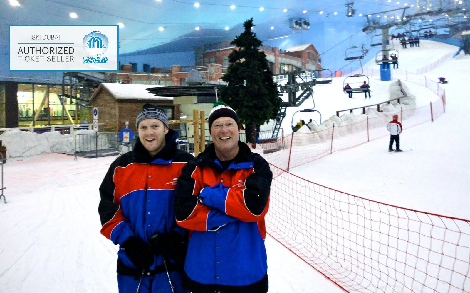ski dubai: 2 hour skiing session-3